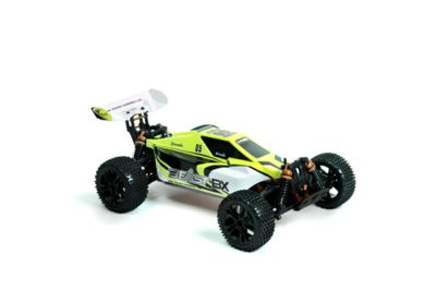 156-BS221T BEAST BX Buggy RTR brushed inc